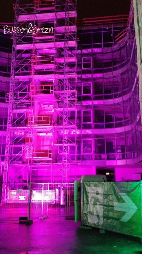 Siemens Headquarter Baustelle
