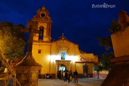 Bernal Kirche