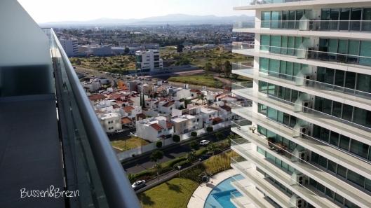 Queretaro Aussicht auf Stadt