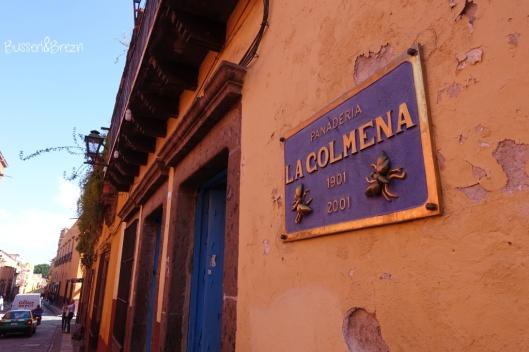 San Miguel de Allende Panaderia
