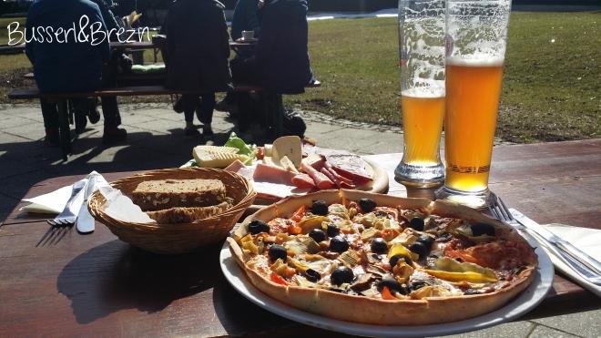 Brotzeit und Pizza Strandbad Feldafing