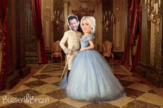 Cinderella&Bachelor Fotomontage