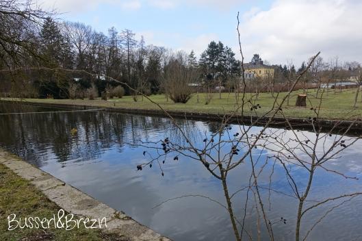 Nymphenburger Park Kanal