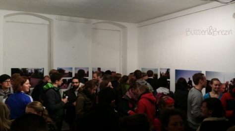Vernissage Paul Knecht