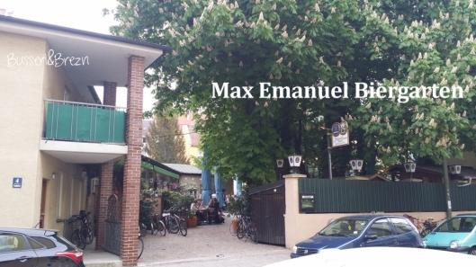 Eingang Max-Emanuel-Biergarten Nordendstr