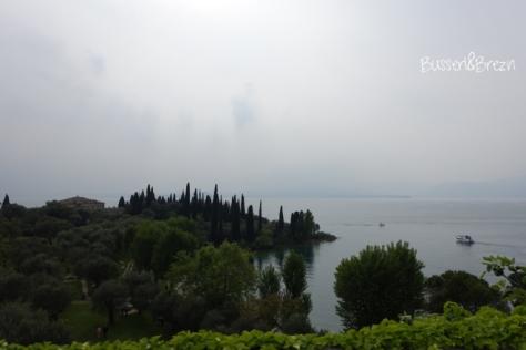 Gardasee Rückweg Malcesine
