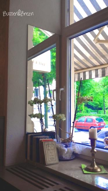 Haidi Frühstück Fenster Haidhausen