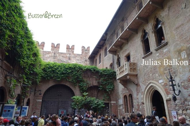 Verona Julias Balkon