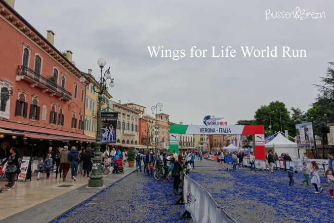 Verona Wings for Life World Run