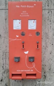 Barerstrasse Schmuckautomat