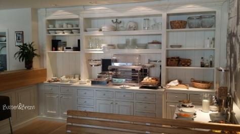 Frühstücksraum Hotel Villa Lago Bad Wiessee