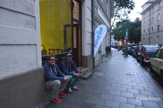 Bavarian Outfitters_Laden Außenansicht