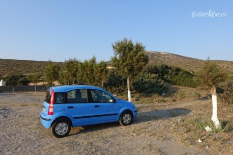 Rhodos Road Trip Auto