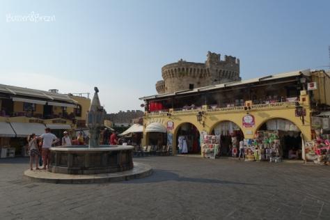 Rhodos Stadt 4