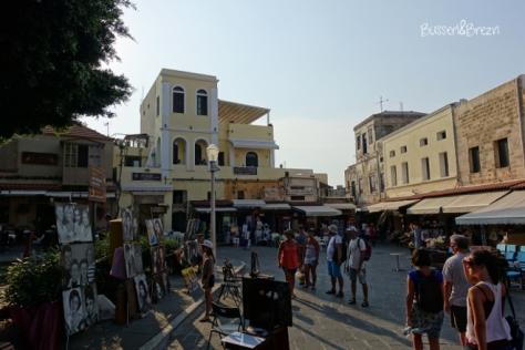 Rhodos Stadt 5