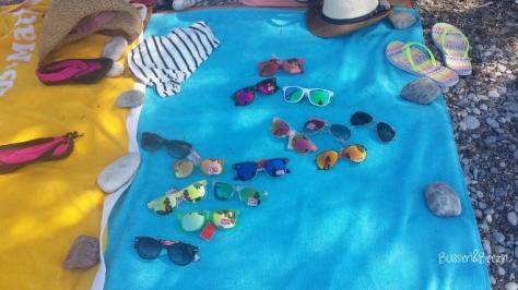 Shoppingsucht Sonnenbrillen