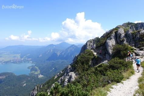 Gratwanderung Herzogstand-Heimgarten_4