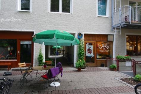 Café im Hinterhof_Hinterhof