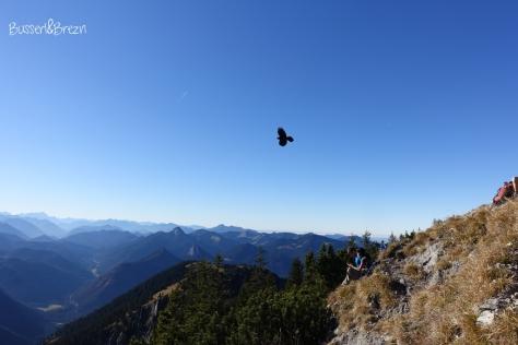 Wanderung Risserkogel_Gipfel_Paar